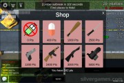 Braains 2.io: Shop Weapons Defense