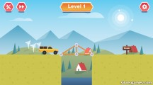 Bridge Builder: Game