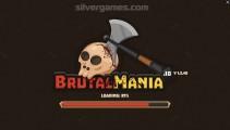 BrutalMania .io: Menu