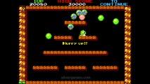 Bubble Bobble: Gameplay Pixel Graphic Bubbles