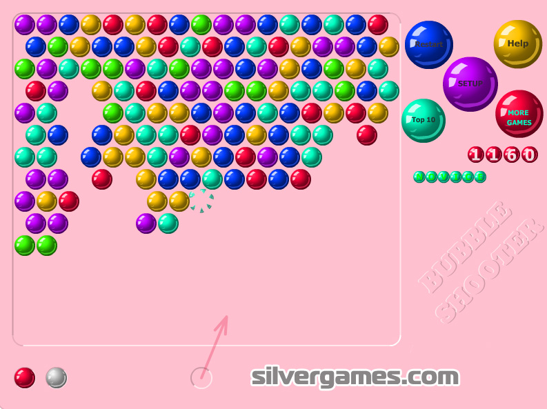 bubbles game online free game play