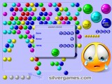 Bubble Shooter: Game Over