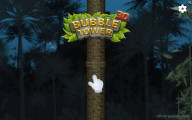 Bubble Tower 3D: Menu