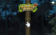 Bubble Tower 3D: Menu