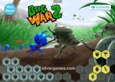 Bug War 2: Menu