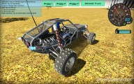 Buggy Stunt Drive Simulator: Gameplay Buggy