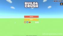 Build & Crush: Menu