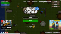 Build Royale: Menu Build Royale