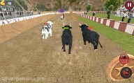 Bull Racing: Gameplay Bull Race