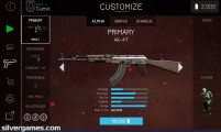 Bullet Force: Ak 47