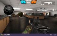 Bullet Force: Crazy Games