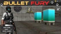 Bullet Fury: Menu