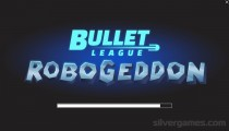 Bullet League Robogeddon: Menu