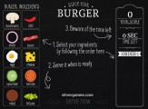 Burger Maker: Menu