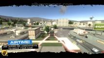 Burnin' Rubber: Cartapult: Flying Car Gameplay