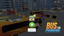 Parking De Bus 3D: Menu