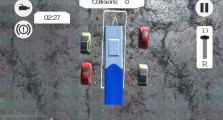 Bus Parking In The Port: Gameplay Parking Bus