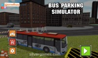 Bus Parking Simulator: Menu
