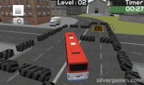Bus Parking Simulator: Parking Bus