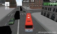 Bus Parking Simulator: Gameplay Parking