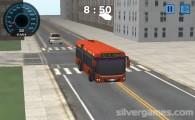 Симулятор Автобуса: Gameplay Bus City