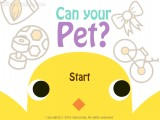 Can Your Pet?: Menu