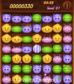 Candy Pets: Gameplay Match 3