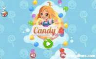 Candy Rain 4: Menu