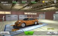 Car Drift Simulator: Car Selection