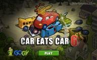 Car Eats Car 6: Menu