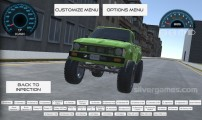 Car Inspector: Truck: Gameplay Green Truck