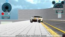 Car Painting Simulator: Test Drive Car Design