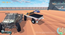 Car Simulator Arena: Derby Racing Truck