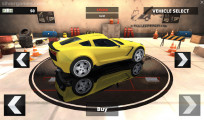 Car Simulator: Crash City: Car Selection