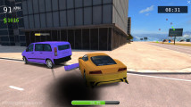 Car Simulator: Crash City: Demolition Gameplay
