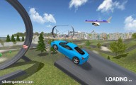 Car Stunt Driving: Game