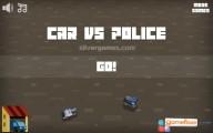 Car Vs Police: Menu