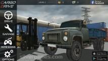 Cargo Drive: Menu