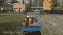 Cargo Drive: Gameplay Truck Cargo
