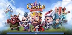 Castle Defense: Menu