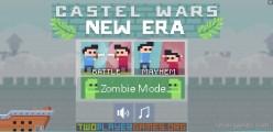 Castle Wars New Era: Menu