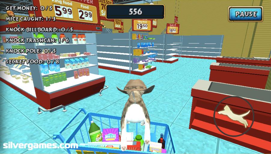 Cat Simulator Cute Kitty Simulation Game Online