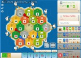 Catan Online (Colonist .io): Board Game