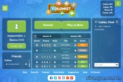 Catan Online (Colonist .io): Screenshot