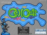 CellCraft: Menu