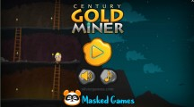 Century Gold Miner: Menu