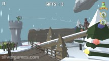 Christmas Castle Defense: Christmas Shooting