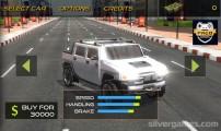 City Car Driving: Menu