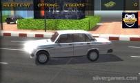 City Car Driving: Car Selection