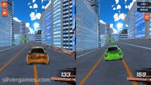 City Car Stunt 4: Gameplay 2 Players